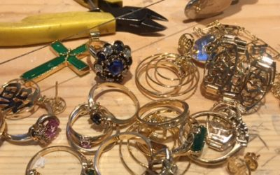 Recycle Your Heirloom Jewellery
