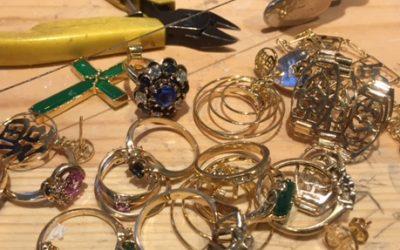 Recycle Your Heirloom Jewellery